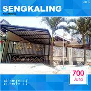 Rumah Murah Luas 140 Di Bumi Asri Sengkaling Kota Malang _ 21.19 (24117011) di Kota Malang