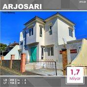 Rumah Baru 2 Lantai Luas 154 Di Raden Intan Arjosari Kota Malang _ 113.20 (24120755) di Kota Malang