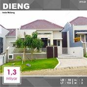 Rumah Baru Luas 153 Di Austinville Dieng Kota Malang _ 115.20 (24121751) di Kota Malang