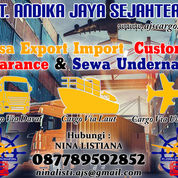 Jasa Customs Clearance Expedisi Darat  AJSCARGO