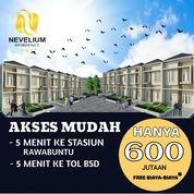 Hunian Cluster Serpong 600 Jutaan Nevelium Residence (24124415) di Kota Tangerang Selatan