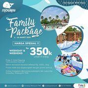 Snowbay Special Price Rp 350.000 untuk 4 Orang! Plus FREE SAUNG