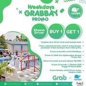 SnowBay Waterpark Promo Khusus GRAB DRIVER Buy 1 Get 1 Free!