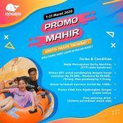 SnowBay Waterpark Promo Untuk Kamu yang lahir di Bulan Maret!