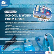 SnowBay Waterpark School & Work From Home GIVEAWAY