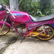 Sepeda Motor Yamaha RXZ,Masih Mulus Jarang Dipakai Gan