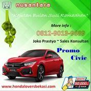 Promo Ramadhan Honda Civic Bekasi