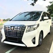 Toyota Alphard G ATPM 2015 Putih Tgn 01 FULL ORISINIL