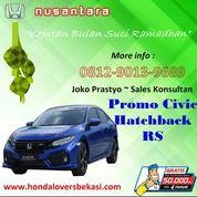 Promo Ramadhan Honda Civic Hatchback RS Bekasi