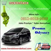 Promo Ramadhan Honda Odyssey Bekasi