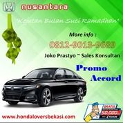 Promo Ramadhan Honda Accord Bekasi