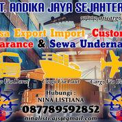 Jasa Customs Clearance Expedisi Laut  AJSCARGO