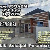 Rumah Hight Tengah Kota @650jt (24130843) di Kota Pekanbaru