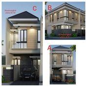 #VR Rumah 2 Lantai Minimalis Wonorungkut Utara Harga Murah (24131731) di Kota Surabaya