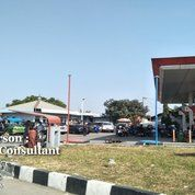 Gedung SPBU Harga Nego Di Tangerang Selatan