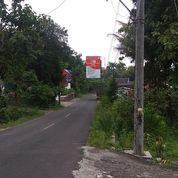 Pekarangan Murah 200m Ld 7m Tepi Jl Tugu Gentong