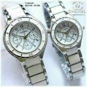 Jam Tangan COUPLE CHANEL