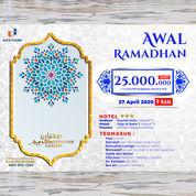 Alfa Tours Promo Awal Ramadhan - Paket Umrah