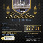 Alfa Tours Umrah Full Ramadhan 2020