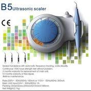 Peralatan Ultrasonic Scaler Dari Handpiece Scaler Dan Tip Scaler