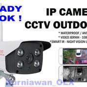 CCTV IPCAMERA (Bisa Konek Handphone & PC) Model Outdoor (Waterproof) (24137447) di Kota Depok