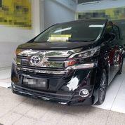 Toyota New Vellfire Type 2.5 G ATPM 2015