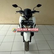 Yamaha Aerox Keylesh Tahun 2018 Putih