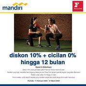 Fitness First Diskon 10% untuk Pemegang Kartu Mandiri