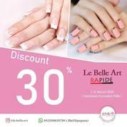 Le Belle Art Balikpapan (Lash Extension, Nail Art) Diskon 30% (24145871) di Kota Balikpapan