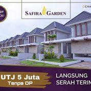 Safira Garden Siap Huni Dp 0% Dekat Tol Free Biaya KPR