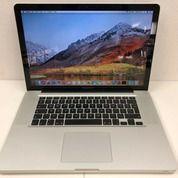 MacBook Pro 15 Inchi, Core I7, 8GB, 500GB, VGA Intel + AMD Radeon (24150399) di Kota Bandung