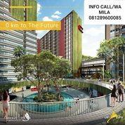GATEWAY PARK OF LRT CITY APARTEMEN DP 105 SIAP HUNI (24150807) di Kota Bekasi