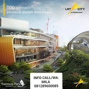 LRT CITY GATEWAY PARK APARTEMEN BUKAN MEGACITY SUMMARECON GRAND KAMALAGON (24150923) di Kota Bekasi