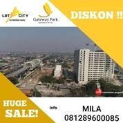 GATEWAY PARK OF LRT CITY APARTEMEN MEWAH ADA MALL GWP DAN RUKO (24151039) di Kota Bekasi