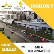 GATEWAY PARK APARTEMEN LRT CITY BEKASI TIMUR ADHI KARYA PROPERTI (24151071) di Kota Bekasi