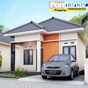 Rumah Siap Huni Area Pontianak