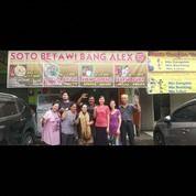 Francise Soto Betawi Bang Alex Pasar 8 Alam Sutera (24158531) di Kota Tangerang Selatan