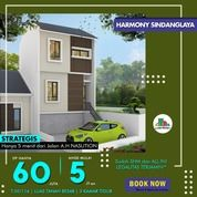 Rumah 2 Lantai Di Pasir Impun Sindanglaya Bandung Dekat Borma Arcamanik