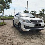 Toyota Fortuner 2.5 G AT Diesel TRD Sportivo 2014,Jawara Petualangan Andal