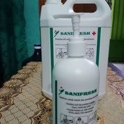 Hand Sanitizer Non Alcohol