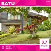 Villa 2 Lantai Luas 499 Di Klub Bunga Kota Batu Malang _ 139.20 (24183555) di Kota Malang