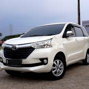 Toyota Grand Avanza G 1.3 Dual VVTi Manual 2015 Putih Tgn 01 TERAWAT