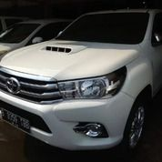 Toyota Hilux G 2017 Manual DoubleCabin