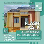 Rumah Murah Hanya 350jtan Promo 325jt (24275843) di Kota Depok