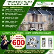Rumah 2 Lantai Harga 1 Lantai Di Pasar Rebo Jakarta Timur
