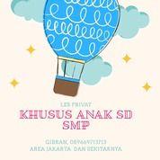 Les Privat SD-SMP (24328223) di Kota Jakarta Timur