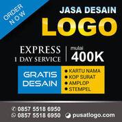 Jasa Desain Logo Express 6 Jam Jadi (24341599) di Kota Surabaya