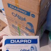 Masker Diapro 1kartun