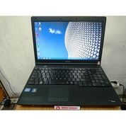 Laptop TOSHIBA Satellite B552\G Core I5 GEN 3 INTEL HD 15Inch