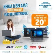 Electronic City Notebook Save Up To 20%